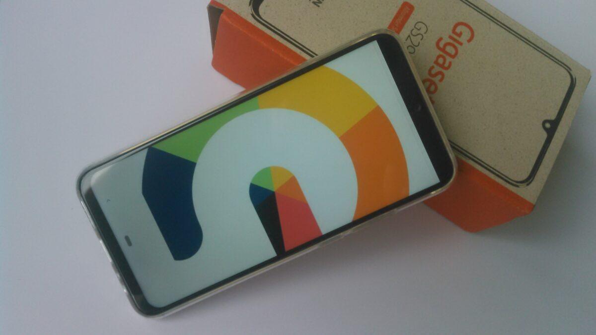 Nový telefón: Gigaset GS290